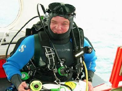 plongeur confirmé