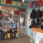 diving equipment store