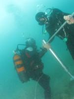 travaux sous marins